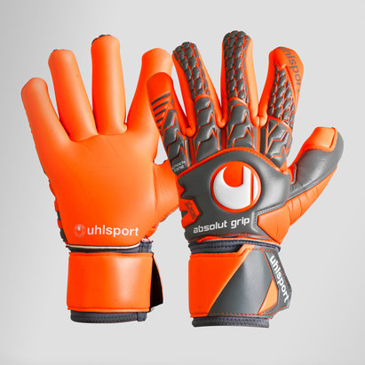 Uhlsport AeroRed Absolute Grip Finger Surround - Gants de Gardien
