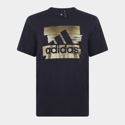 adidas Badge of sport Foil - Tshirt Loisirs