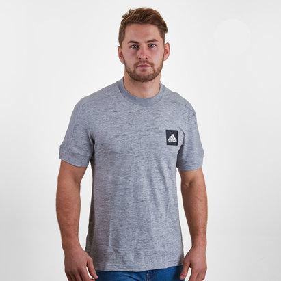 adidas ID Fat 3 Stripe - Tshirt