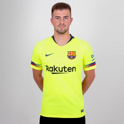 Nike FC Barcelone 18/19 - Maillot de Foot Stadium Extérieur