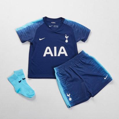 Nike Tottenham Hotspur 18/19 - Kit de Foot Extérieur Jeunes Enfants