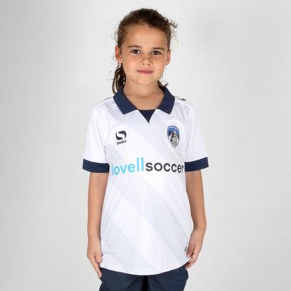Sondico Oldham Athletic 18/19 - Maillot de Foot Extérieur Enfants