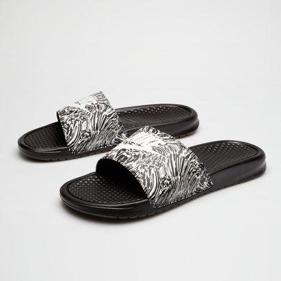 Nike Benassi Just Do It Print Slide - Tongs