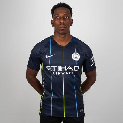 Nike Manchester City 18/19 - Maillot de Foot Extérieur