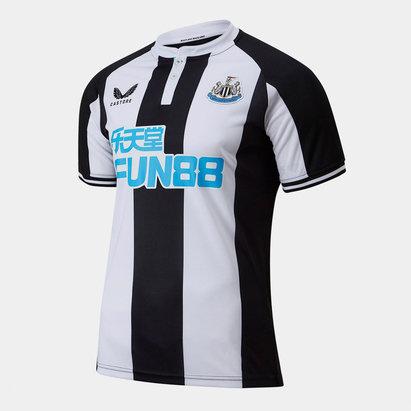 Castore Newcastle United Home Shirt 2021 2022 Ladies