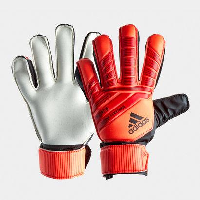 adidas Predator TTRN, Gants de gardien de but pour enfants avec protection des doigts