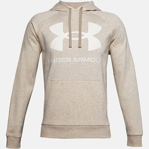 Under Armour Rival Fleece Logo Hoodie Mens