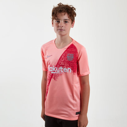 Nike Réplique du troisième maillot du FC Barcelone 2018/2019, pour enfants