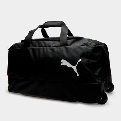 Puma Sac d'entrainement Pro fourre tout de taille moyenne, avec roulettes