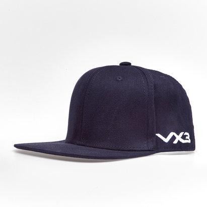 VX3 Casquette Snapback bleue