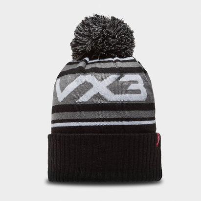 Bonnet à pompons VX3