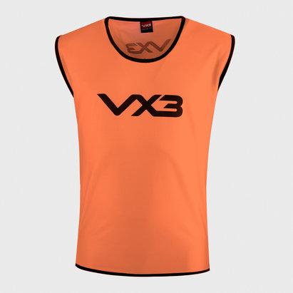 VX-3 Hi Viz Mesh Training Bibs