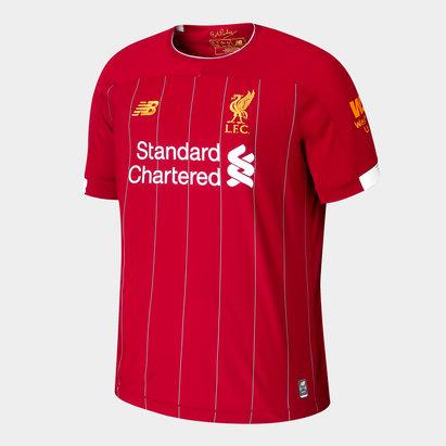 New Balance Maillot de Football pour enfants, FC Liverpool 2019/2020 Domicile