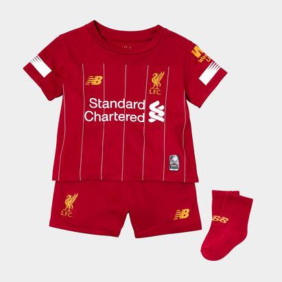 New Balance Kit de Football pour bébé Liverpool Fc 2019/2020 domicile
