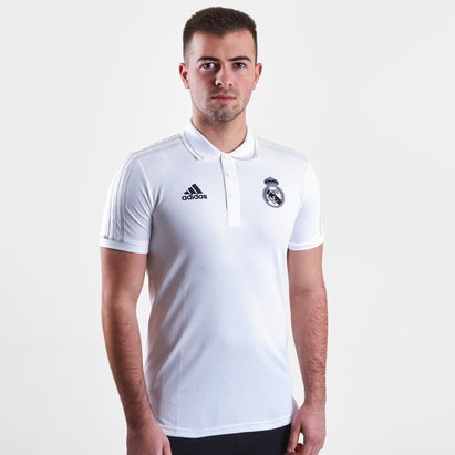 adidas Polo de Football Réal de Madrid 2019
