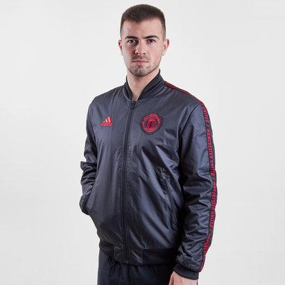 adidas Veste de Football Anthem 2019 Manchester United