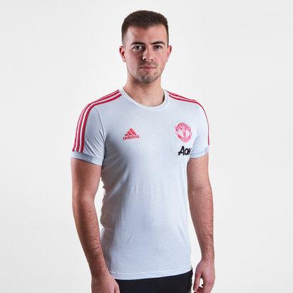 adidas T-shirt d'entrainement joueurs, Manchester United 2019