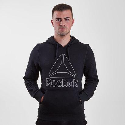 Reebok Element, Sweatshirt à capuche avec Grand logo
