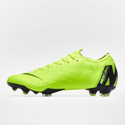 Nike Mercurial Vapor XII Elite, Crampons de Foot, Terrain sec