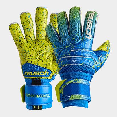 Reusch Fit Control Delux G3 Fusion Ortho-Tec, Gants de gardien de But