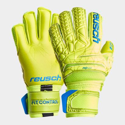 Reusch Fit Control Pro G3 Ortho-Tech, Gants de Football pour enfants