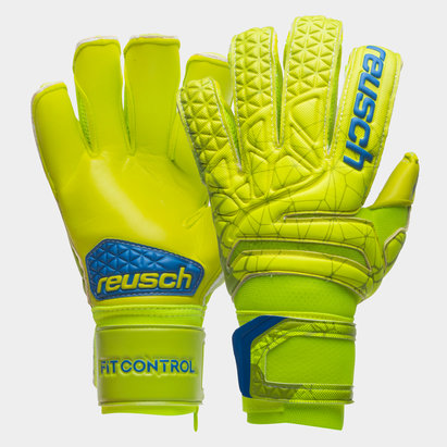 Reusch Fit Control S1 Evolution, Gants de Gardien de but protection doigts