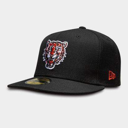 New Era Casquette snapback Détroit Tigers 59Fifty, Major Ligue de Baseball