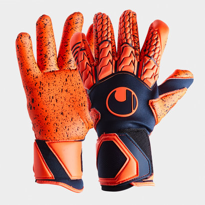 Uhlsport Next Level, Gants de gardien de but, Super adhérence Support Doigts