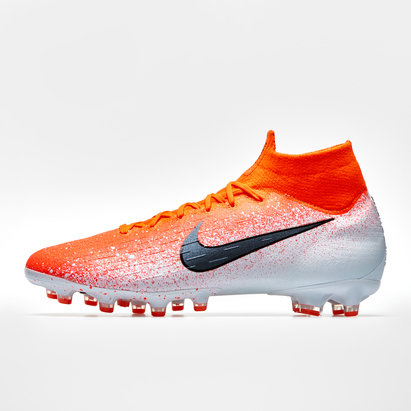 Nike Mercurial Superfly VI Elite, Crampons de Foot Pro, Terrains synthétiques