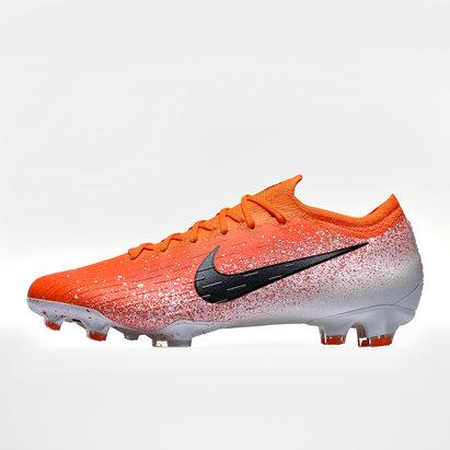 Nike Mercurial Vapor XII Elite, Crampons de Foot pour Terrain sec