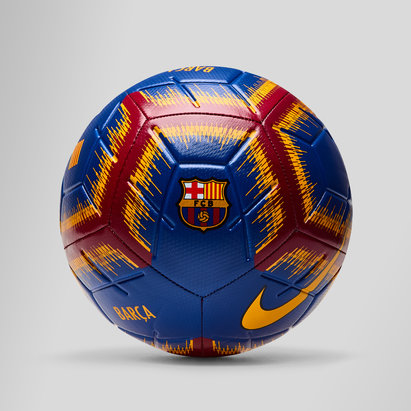 Nike Strike, Ballon d'entrainement de Football, FC Barcelone