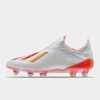 adidas X 19+, Crampons de Football, Terrain Mou