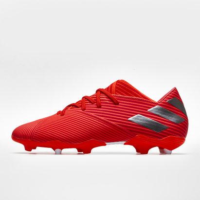 adidas Nemezis 19.2, Crampons de Football, Terrain sec