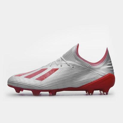 adidas X 19.1 Crampons de Football, Terrain sec