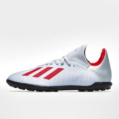 adidas X 19.3, Chaussures de Football pour enfants, Terrain Extérieur