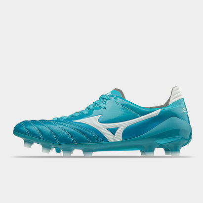 Mizuno Morelia Neo II, Chaussures crampons de Rugby, Multi surface/Terrain sec