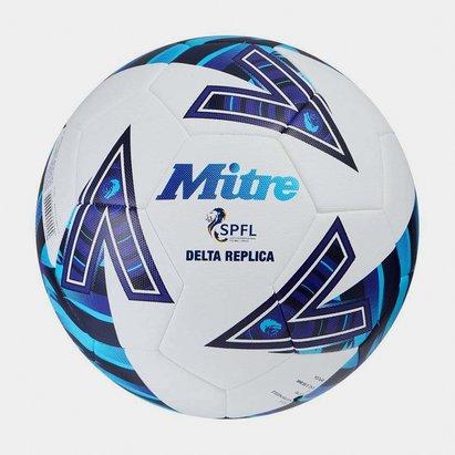 Mitre Réplique Delta du ballon de Football de la coupe d'Angleterre 2018/19