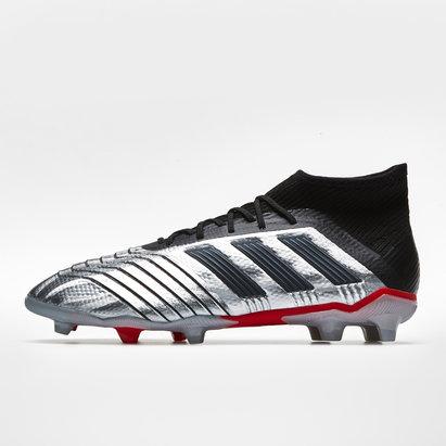 adidas Predator 19.1 Crampons de Football pour enfants , Terrain sec
