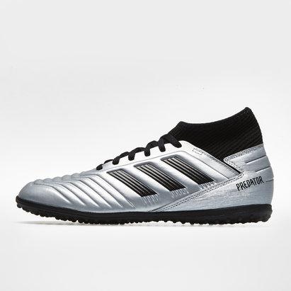 adidas Predator 19.3 Chaussures de Football pour enfants, terrain extérieur