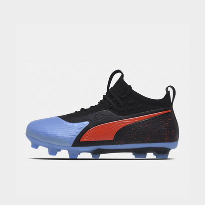 Puma One 19.1, Crampons de Football, Terrain sec/Terrain synthétique
