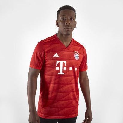 adidas Maillot de Football Réplica manches courtes, Bayern de Munich domicile 2019/2020