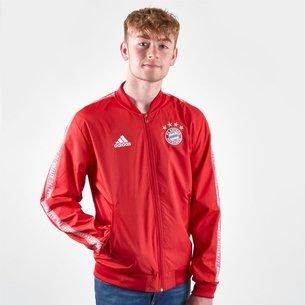adidas veste joueurs de Football Hymne, Bayern de Munich 2019/2020