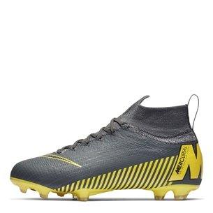 Nike Mercurial Superfly VI, Crampons de Football Elite pour enfants, Terrain sec