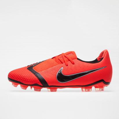 Nike Phantom Venom, Crampons de Football Elite pour enfants, Terrain sec
