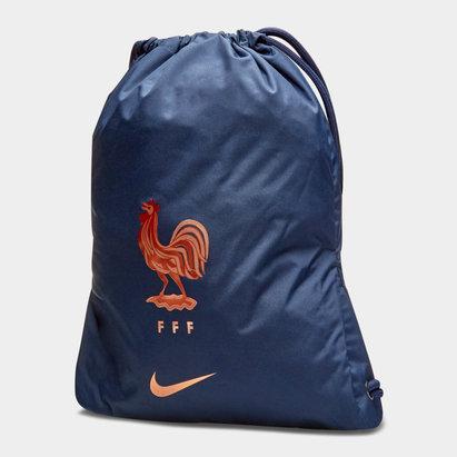 Nike Sac de Gym, Couleur Equipe de France Féminine 2019