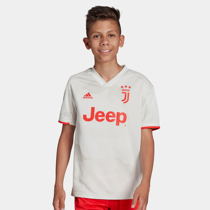adidas Juventus Away Shirt 2019 2020 Junior