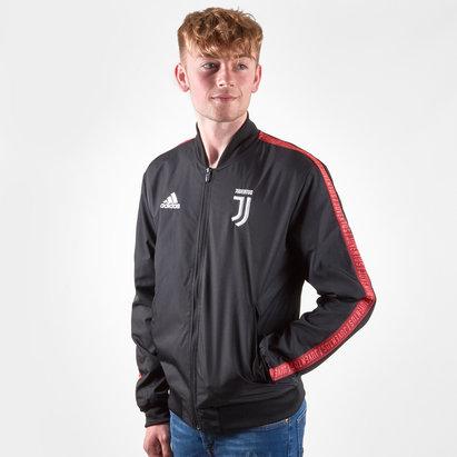 adidas Veste joueurs de football, Hymne Juventus 2019/2020