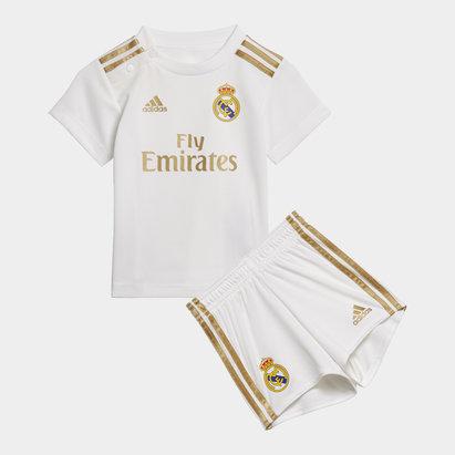 adidas Kit de Football Réplica Réal de Madrid 2019/2020 pour bébé