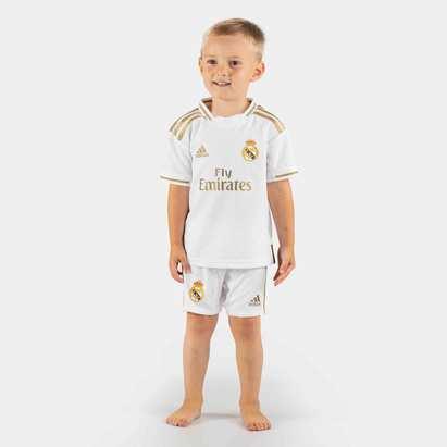 adidas Kit de Football Réplica Réal de Madrid 2019/2020 pour jeunes enfants