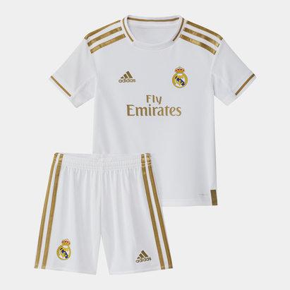 adidas Kit de Football Réplica Réal de Madrid 2019/2020 pour enfants